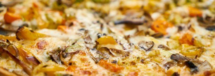 Delade åsikter om pizzor
