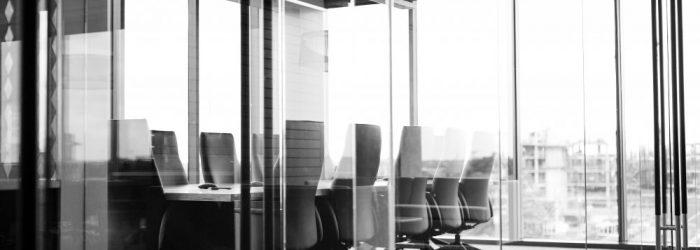 Ett proffsigt intryck med ett rent kontor